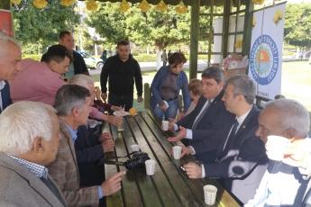 Narenciye Festivaline Katılımımız ve Stantları Ziyaretimiz-09