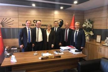 CHP Balıkesir İl Teşkilatını Ziyaretimiz ve Teşkilat Toplantımız-04