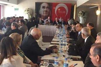 Balıkesir'de STK Temsilcileri ve Büyükşehir Belediye Başkanı Adayımız  Ahmet AKIN ile Toplantımız-02