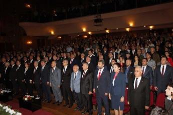 10 Kasım 2019 Atatürk'ün Ölümünün 81. Yılı Anma Programı kapsamında Mersin Kültür Merkezinde yapılan etkinliğe Katılımımız.-01