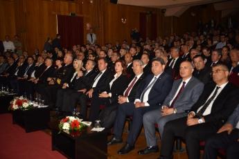 10 Kasım 2019 Atatürk'ün Ölümünün 81. Yılı Anma Programı kapsamında Mersin Kültür Merkezinde yapılan etkinliğe Katılımımız.-02