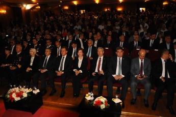 10 Kasım 2019 Atatürk'ün Ölümünün 81. Yılı Anma Programı kapsamında Mersin Kültür Merkezinde yapılan etkinliğe Katılımımız.-04