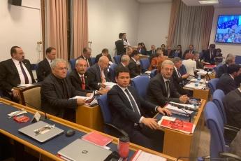 TBMM'de Plan Bütçe Komisyonu Sağlık Bakanlığı Bütçesi Toplantısına Katılımımız.