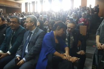 Ankara Adliyesinde Şule Çet Davasına Katılımımız.-02