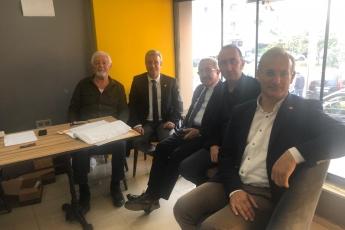 İzmir Karşıyaka Yalı Mahallesi Muhtarlık Bölgesi CHP Delege Seçimleri İzleme ve Denetimine Katılımımız.
