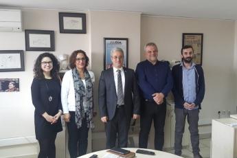 Birgün Gazetesi Ankara Temsilciliğini Ziyaretimiz.-02