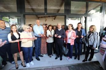 08.03.2020 Mezitli Üretici Kadın Kooperatifi ve Özgür Kafe ve Sanat Çarşısının Açılışı-2