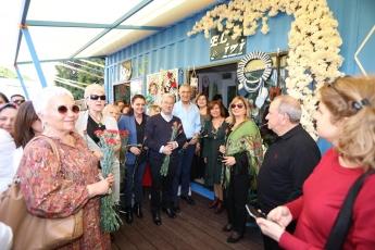 08.03.2020 Mezitli Üretici Kadın Kooperatifi ve Özgür Kafe ve Sanat Çarşısının Açılışı-5
