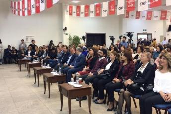 CHP Mersin İl Kadın Kolları Olağan Kongremiz-1
