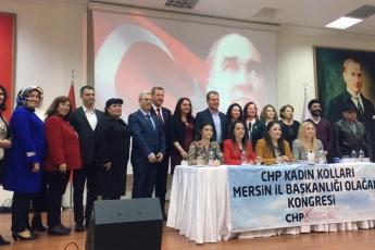 CHP Mersin İl Kadın Kolları Olağan Kongremiz-2