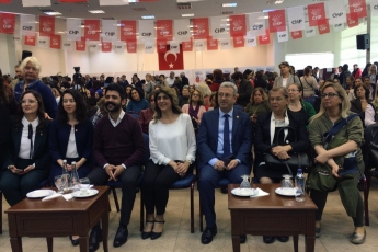 CHP Mersin İl Kadın Kolları Olağan Kongremiz-4