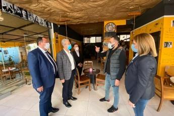 Yenişehir İlçe Örgütümüzle birlikte Güvenevler Mahallesindeki esnaflarımızı ziyaret ederek, Genel Başkanımız Kemal Kılıçdaroğlu'nun önderliğinde, iktidarımızın ilk haftasında esnafımıza yönelik yapacağımız çalışmaları anlattık.