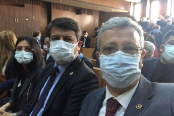 Bitmeyecek acı 10 Ekim Ankara Gar Katliamı davasındayız. Lanet olsun yapanlara , yaptıranlara , engel olmayanlara ...