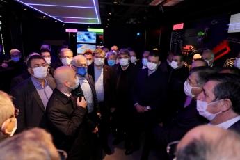 İstanbul Büyükşehir Belediye Başkanımız Sayın Ekrem İmamoğlu'nun yaptığı hizmetleri ve çalışmaları yerinde görmek üzere İstanbul'dayız.
