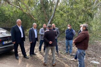 Mersin Akdeniz İlçesi Adanalıoğlu bölgesinde 20 farklı yerden ormanlık alan kundaklandı. Olayın ve faillerinin takipçisiyiz. Hangi amaçla ve neden yapıldığı mutlaka ortaya çıkartılmalı...