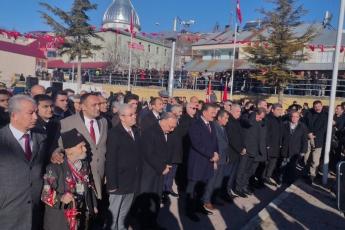 1 Mart, Arslanköy'ün Düşman İşgalinden Kuruluşunun 99.Yıldönümü Kutlamalarına Katılımımız.-02