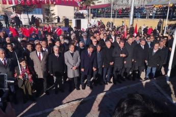 1 Mart, Arslanköy'ün Düşman İşgalinden Kuruluşunun 99.Yıldönümü Kutlamalarına Katılımımız.-03
