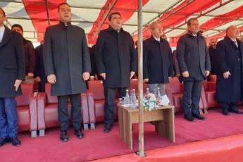 1 Mart, Arslanköy'ün Düşman İşgalinden Kuruluşunun 99.Yıldönümü Kutlamalarına Katılımımız.-04