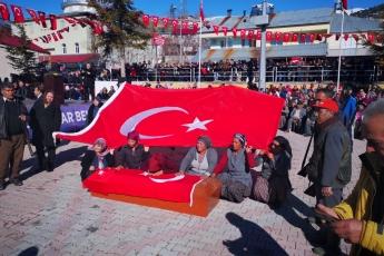 1 Mart, Arslanköy'ün Düşman İşgalinden Kuruluşunun 99.Yıldönümü Kutlamalarına Katılımımız.-06