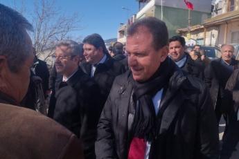 Arslanköy'de Esnaf Ziyareti ve Halkla Buluşmamız.-01