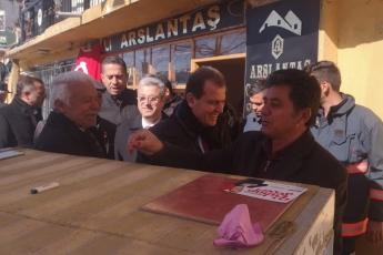 Arslanköy'de Esnaf Ziyareti ve Halkla Buluşmamız.-02