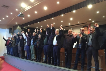 Büyükşehir Belediye Başkan Adayımız Vahap Seçer'in Emek ve Demokrasi Platformu Kent Sözleşmesini İmzalamasına Katılımımız-03