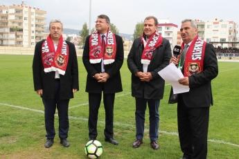 Silifke Belediye Spor ve Kapadokya Göreme Spor Futbol Müsabakasına Katılımımız-02