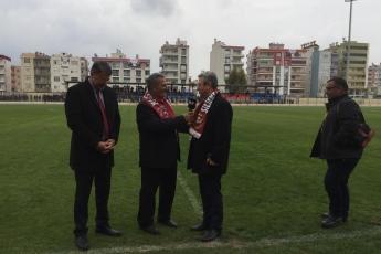 Silifke Belediye Spor ve Kapadokya Göreme Spor Futbol Müsabakasına Katılımımız-03