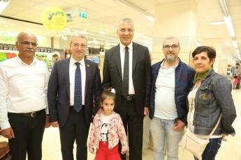 Mezitli Belediye Başkanı ve Adayımız Neşet TARHAN ile GMK Bulvarında Esnaf Ziyaretine Katılımımız.-09