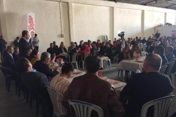 Mersin İl ve İlçe Belediye Başkan Adaylarımız ile Birlikte Bakliyatçılar Sitesi Ziyaretine Katılımımız.-03
