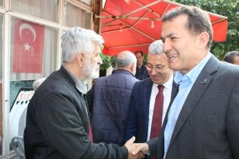 Yenişehir Belediye Başkan Adayımız Abdullah ÖZYİĞİT ile Birlikte Sporcularla Buluşma ve Esnaf Ziyaretine Katılımımız.-01