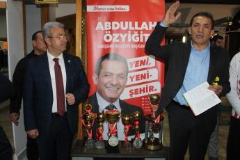 Yenişehir Belediye Başkan Adayımız Abdullah ÖZYİĞİT ile Birlikte Sporcularla Buluşma ve Esnaf Ziyaretine Katılımımız.-03