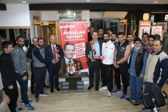 Yenişehir Belediye Başkan Adayımız Abdullah ÖZYİĞİT ile Birlikte Sporcularla Buluşma ve Esnaf Ziyaretine Katılımımız.-04