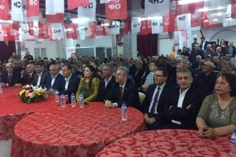 CHP Toroslar İlçe Teşkilatının Düzenlediği Toplantıya Katılımımız.-01