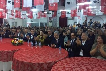 CHP Toroslar İlçe Teşkilatının Düzenlediği Toplantıya Katılımımız.-02