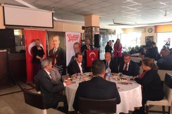 Mersin Büyükşehir Belediye Başkan Adayımız Vahap SEÇER ile Dernekler Platformu Kahvaltısına Katılımımız.-03