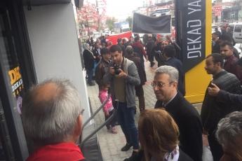 Tarsus Belediye Başkan Adayımız Haluk BOZDOĞAN ile Tarsus Esnafı Ziyaretine Katılımımız.-03