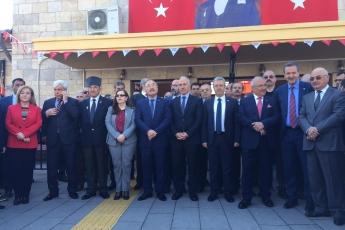 Atatürk'ün Mersin'e Gelişinin 96.ncı Yılı Kutlamalarına Katılımımız.-01