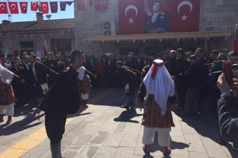 Atatürk'ün Mersin'e Gelişinin 96.ncı Yılı Kutlamalarına Katılımımız.-02
