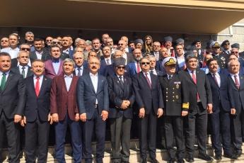 Atatürk'ün Mersin'e Gelişinin 96.ncı Yılı Kutlamalarına Katılımımız.-03
