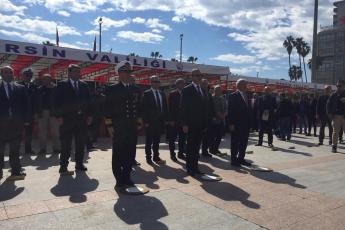 Atatürk'ün Mersin'e Gelişinin 96.ncı Yılı Kutlamalarına Katılımımız.-07