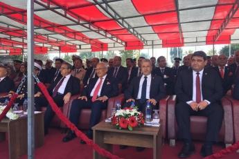 Atatürk'ün Mersin'e Gelişinin 96.ncı Yılı Kutlamalarına Katılımımız.-08