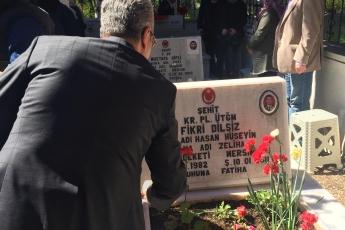 18 Mart Çanakkale Deniz Zaferi ve Şehitler Günü 104.Yıl Anma Programına Katılımımız.-04