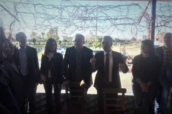 Milletvekilimiz Tekin Bingöl ve İlçe Başkanımız Ali İlk İle Tarsus'ta Esnaf Ziyaretine Katılımımız.-02