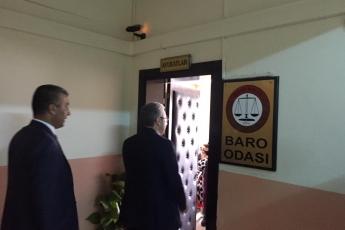 Anamur Belediye Başkan Adayımız Durmuş Deniz ve İlçe Örgütümüz İle Anamur Adliyesi ve Baro Avukatlarını Ziyarete Katılımımız.-02