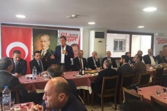 Büyükşehir Belediye Başkan Adayımız Vahap SEÇER ile Kanaat Önderleri Toplantısına Katılımımız.-02