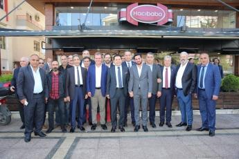 Büyükşehir Belediye Başkan Adayımız Vahap SEÇER ile Kanaat Önderleri Toplantısına Katılımımız.-03