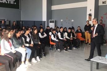 Mersin TEK Okulları Yenişehir ve Toroslar kampüslerinde Gençleri Ziyaretimiz ve Kariyer Planlamaları Konularında Sohbetimiz.-02
