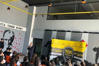 Mersin TEK Okulları Yenişehir ve Toroslar kampüslerinde Gençleri Ziyaretimiz ve Kariyer Planlamaları Konularında Sohbetimiz.-03