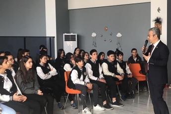 Mersin TEK Okulları Yenişehir ve Toroslar kampüslerinde Gençleri Ziyaretimiz ve Kariyer Planlamaları Konularında Sohbetimiz.-04
